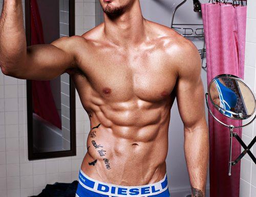 Diesel, un Brand Italiano amato dai Gay, in tutto il Mondo!
