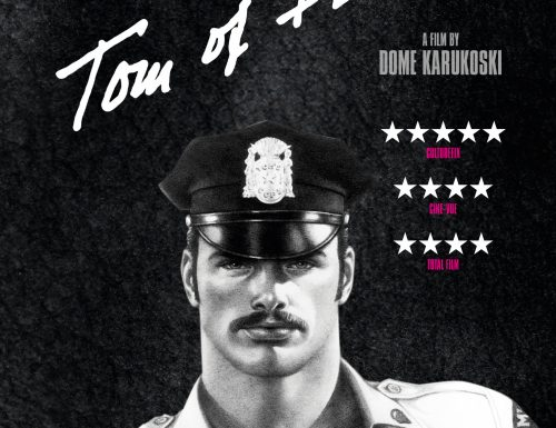 Tom of Finland Movie!