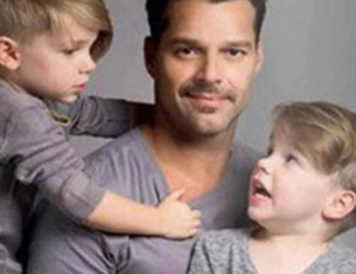 Ricky Martin , My love gay family!