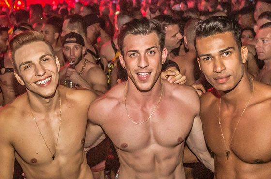 The end of many Gay clubs and clubs due to the pandemic!